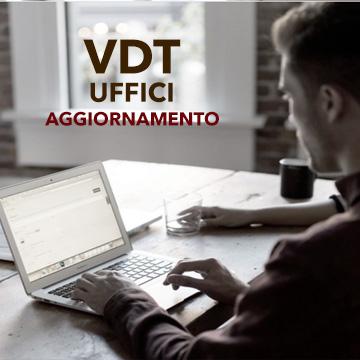 VDT : AGGIORNAM. FORMATIVO ART. 37 D.LGS 81/2008   ( GEN.+SPEC.) UFFICI
